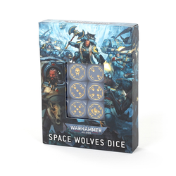 Space Wolves Dice