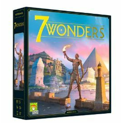 7 Wonders (2nd ed, sv. regler)