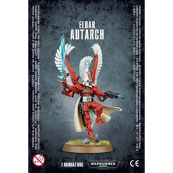 Eldar Autarch with Power Weapon