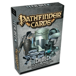 Gamemastery Cards: Tech Deck Item Cards