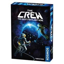 The Crew: The Quest for Planet Nine (eng. regler)