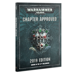 Warhammer 40K: Chapter Approved 2019