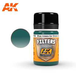 Filter: Blue Green for Green Camo (35ml)