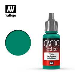 Vallejo Game Color: Jade Green