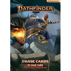 Pathfinder RPG: Chase Cards Deck