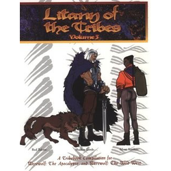 Werewolf: The Apocalypse: Litany of the Tribes - Vol 3