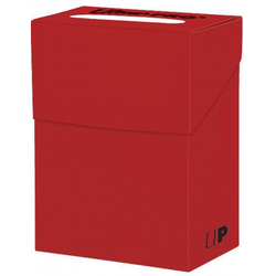 Ultra Pro Red Deck Box