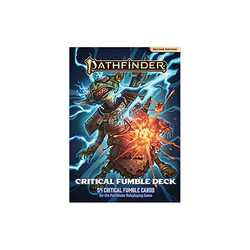 Pathfinder RPG: Critical Fumble Deck (2nd ed)