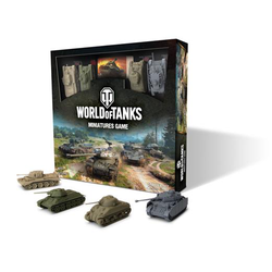 World of Tanks Miniature Game (eng. regler)