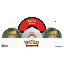 Pokemon TCG: PokeBall Tin (Q3 2020)