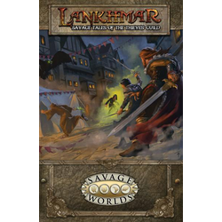 Lankhmar: Savage Tales of the Thieves Guild (hardback) (Savage Worlds)
