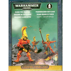 Eldar Fire Dragons (finecast)