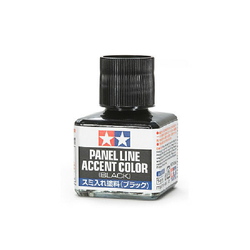 Tamiya: Panel Line Accent Color Black (40ml)