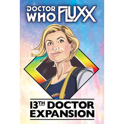 Fluxx Doctor Who: 13th Doctor