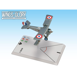 Wings of Glory: WWI Nieuport 17 (Thaw/Lufbery)