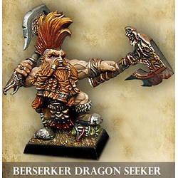 Dragon Seeker with Paired Weapons