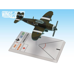 Wings of Glory: WW2 - Republic P-47D Thunderbolt (RAF 135 Squadron)