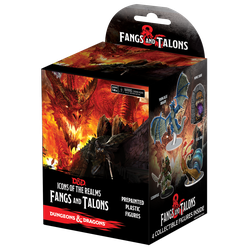 Icons of the Realms: Fangs and Talons Booster Pack (1)