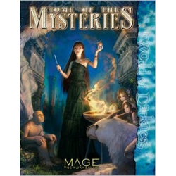 Mage: The Awakening: Tome of the Mysteries