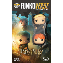 Funkoverse Strategy Game: Harry Potter 101 2-Pack (eng. regler)