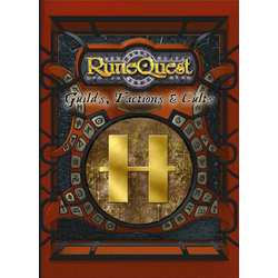 RuneQuest: Guilds, Factions & Cults