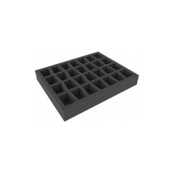 Feldherr Full-size 50mm - 28 slots for larger tabletop models (terminator)