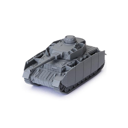 World of Tanks Miniature Game Expansion: German - Panzer IV H