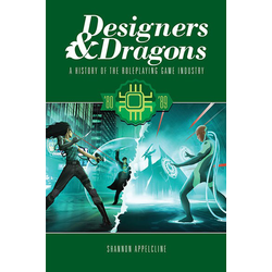 Designers & Dragons: The '80s