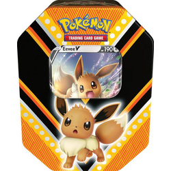 Pokemon TCG: V Power Tin 2020 - Eevee V