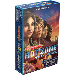 Pandemic: Hot Zone – North America (eng. regler)