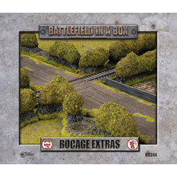 Battlefield in a Box: Bocage Extras (flocked) 15mm