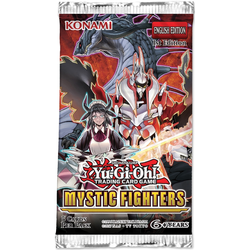 Yu-Gi-Oh! TCG: Mystic Fighters Booster Pack