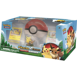 Pokemon TCG: PokeBall Collection Pikachu & Eeeve