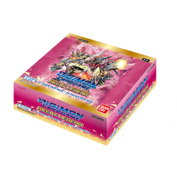 Digimon TCG: Great Legend Booster BT04 Display (24)