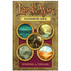 Lords of War: Weather and Terrain Pack