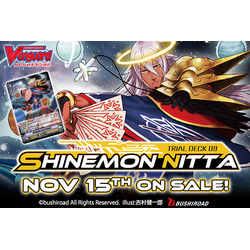 Cardfight!! Vanguard: Trial Deck Vol. 9: Shinemon Nitta
