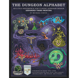 The Dungeon Alphabet (3rd printing)