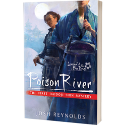 Legend of the Five Rings: Poison River (novell)