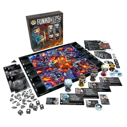 Funkoverse Strategy Game: Game of Thrones 4-Pack (eng. regler)