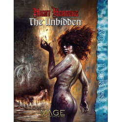 Mage: The Awakening: Night Horrors: The Unbidden
