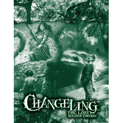 Changeling: The Lost: GM Screen