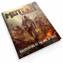 Mutant: Year Zero - Core Rulebook