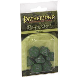 Pathfinder Dice Set: Kingmaker