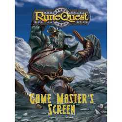 RuneQuest: Game Master's Screen