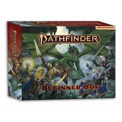 Pathfinder RPG: Beginner Box (2nd ed)