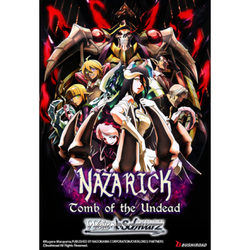 Weiβ Schwarz: Nazarick: Tomb of the Undead Trial Deck