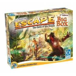 Escape: The Curse of the Temple - Big Box 2nd Ed
