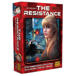 The Resistance (eng. regler)