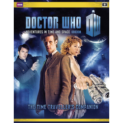 Doctor Who: The Time Traveller's Companion