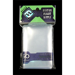 FFG American Sleeves Clear 57x89 mm